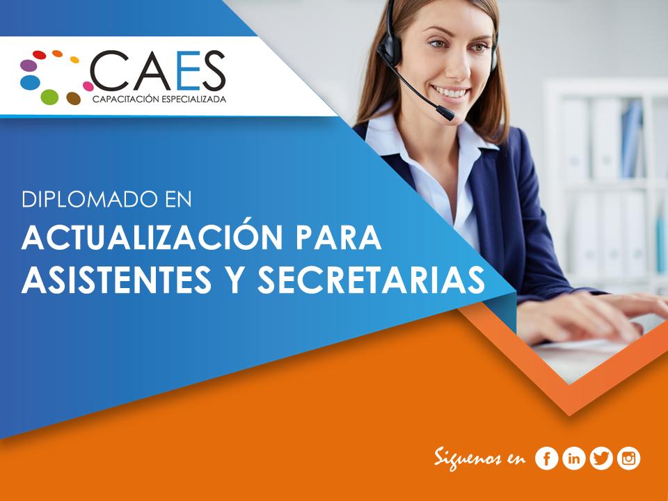 Diplomado Asistentes y Secretarias